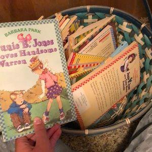 Other - Junie B. Jones full book set💕💕👍